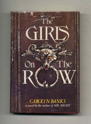 The Girls on the Row - 1st Edition/1st Printing
