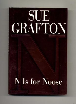 N Is For Noose - 1st Edition/1st Printing