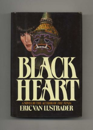 Black Heart - 1st Edition/1st Printing. Eric Van Lustbader.
