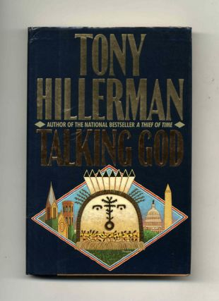 Talking God - 1st Edition/1st Printing