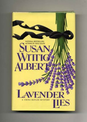 Lavender Lies - 1st Edition/1st Printing