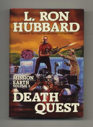Death Quest, Misson Earth, Vol. 6
