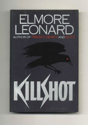 Killshot - 1st Edition/1st Printing