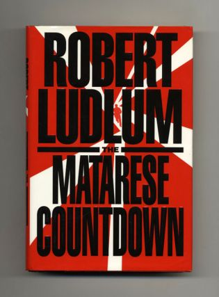 The Matarese Countdown - 1st Edition/1st Printing