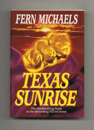 Texas Sunrise - 1st Edition/1st Printing