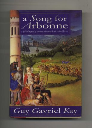 A Song for Arbonne - 1st US Edition/1st Printing