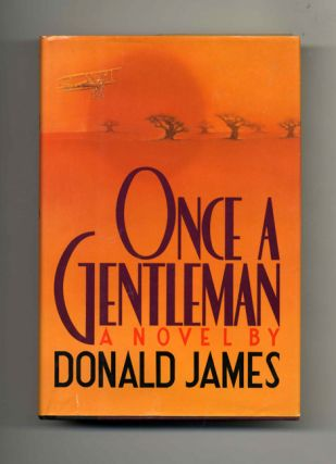 Once a Gentleman - 1st Edition/1st Printing