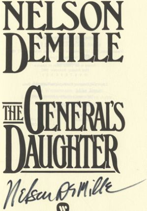 The General's Daughter - 1st Edition/1st Printing