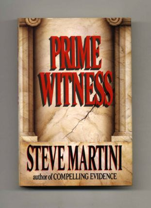 Prime Witness - 1st Edition/1st Printing