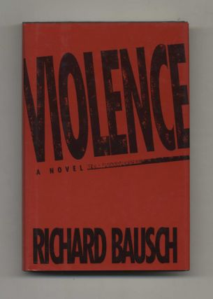 Violence - 1st Edition/1st Printing