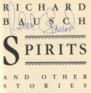 Spirits and Other Stories - 1st Edition/1st Printing