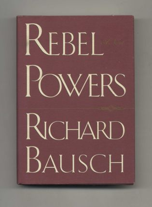 Rebel Powers - 1st Edition/1st Printing