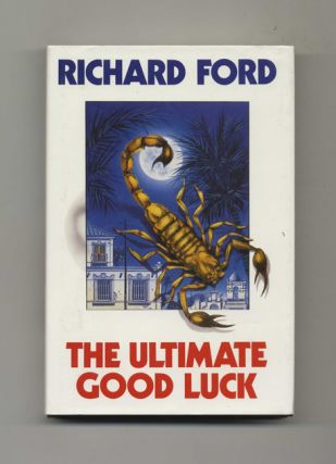 The Ultimate Good Luck - 1st UK Edition/1st Printing