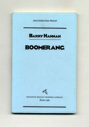 Boomerang - Uncorrected Proof