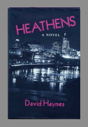 Heathens - 1st Edition/1st Printing
