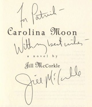 Carolina Moon - 1st Edition/1st Printing