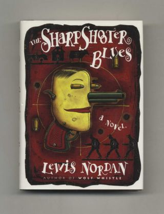 The Sharpshooter Blues - 1st Edition/1st Printing