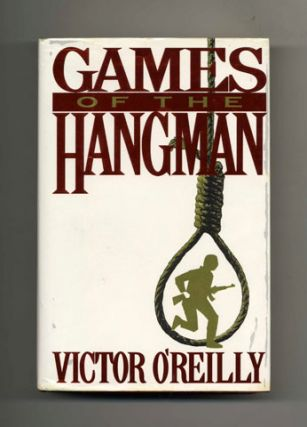 Games of the Hangman - 1st Edition/1st Printing