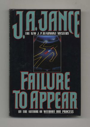 Failure to Appear - 1st Edition/1st Printing