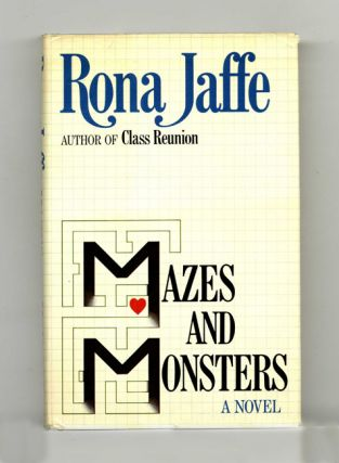 Mazes and Monsters: A Novel - 1st Edition/1st Printing