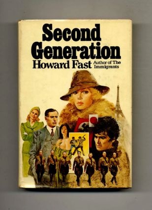 Second Generation - 1st Edition/1st Printing