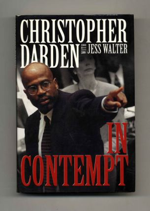 In Contempt - 1st Edition/1st Printing