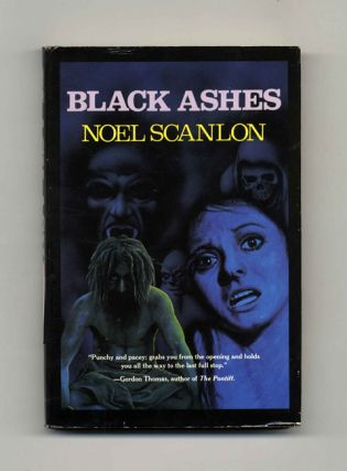 Black Ashes - 1st Edition/1st Printing