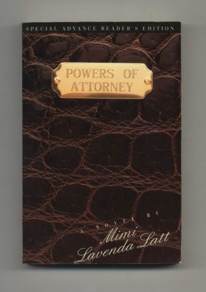 Powers of Attorney - Special Advance Reader's Edition