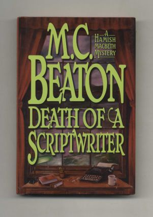 Death of a Scriptwriter - 1st Edition/1st Printing