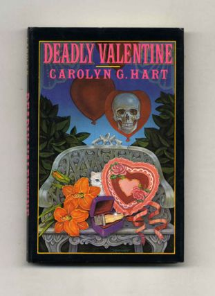 Deadly Valentine - 1st Edition/1st Printing