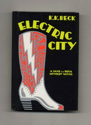 Electric City - 1st Edition/1st Printing