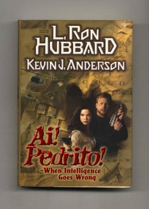 Ai! Pedrito! -When Intelligence Goes Wrong - 1st Edition/1st Printing