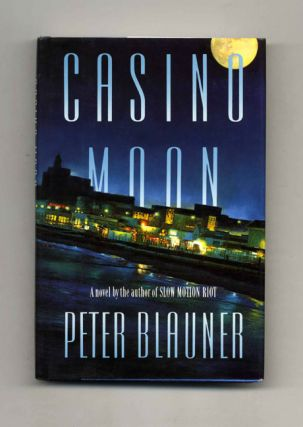Casino Moon - 1st Edition/1st Printing