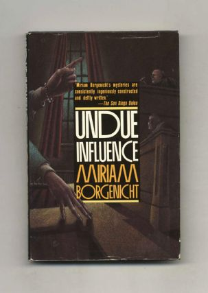 Undue Influence - 1st Edition/1st Printing