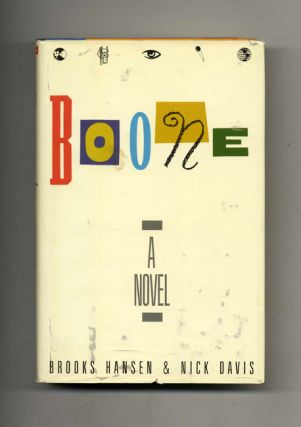 Boone: A Novel - 1st Edition/1st Printing