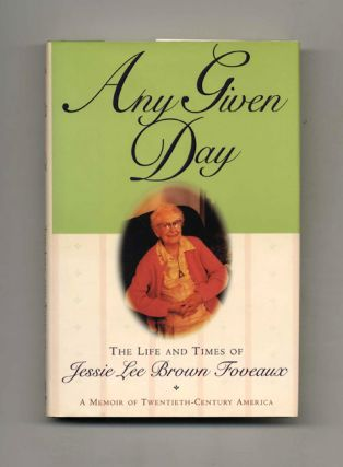 Any Given Day - 1st Edition/1st Printing
