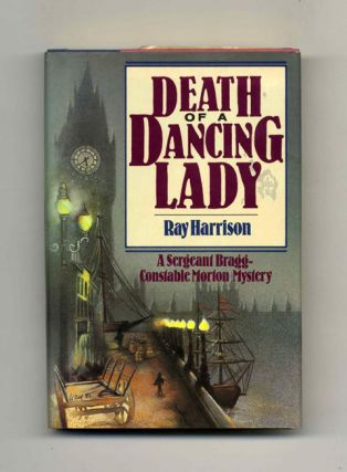 Death of a Dancing Lady - 1st US Edition/1st Printing