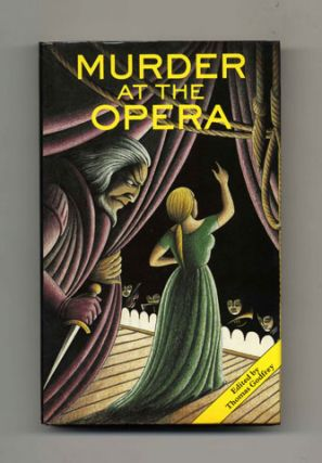 Murder at the Opera - 1st US Edition/1st Printing