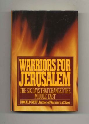 Warriors for Jerusalem - 1st Edition/1st Printing