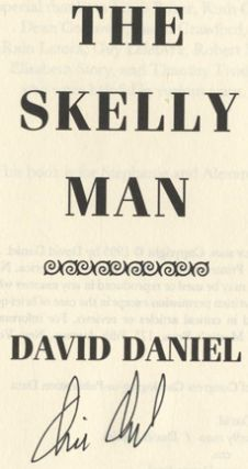 The Skelly Man - 1st Edition/1st Printing