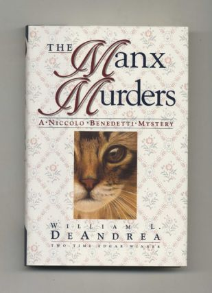 The Manx Murders: A Professor Niccolo Benedetti Mystery - 1st Edition/1st Printing
