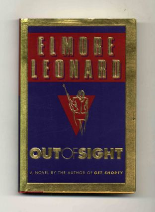 Out of Sight - 1st Edition/1st Printing