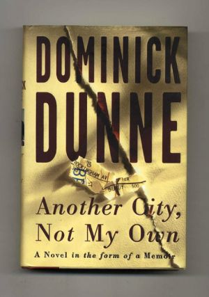 Another City, Not My Own - 1st Edition/1st Printing