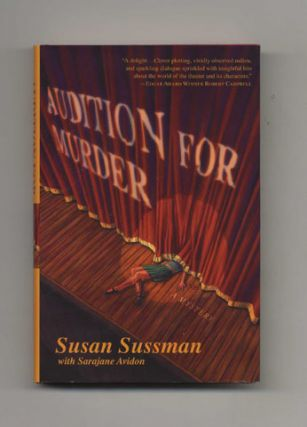 Audition for Murder - 1st Edition/1st Printing