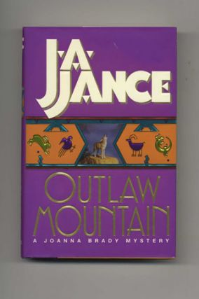 Outlaw Mountain - 1st Edition/1st Printing