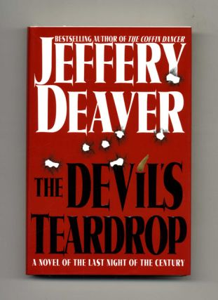 The Devil's Teardrop - 1st Edition/1st Printing
