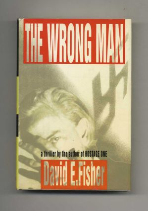 The Wrong Man - 1st US Edition/1st Printing
