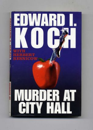 Murder at City Hall - 1st Edition/1st Printing