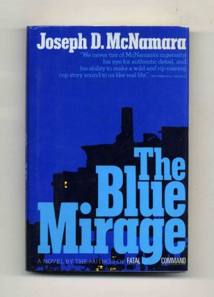 The Blue Mirage - 1st Edition/1st Printing