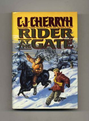 Rider at the Gate - 1st Edition/1st Printing
